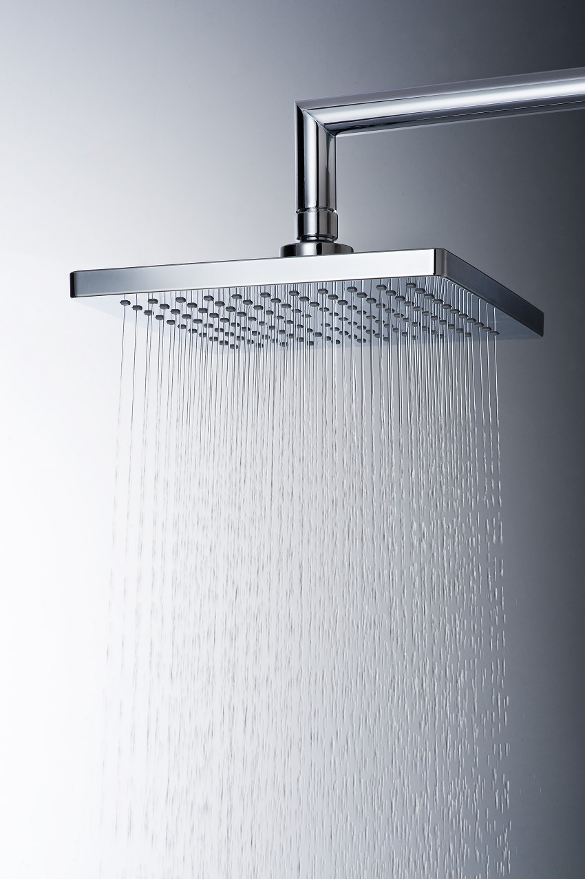 Aston 3 Jet Shower System In Stainless Steel Spss302 Ii