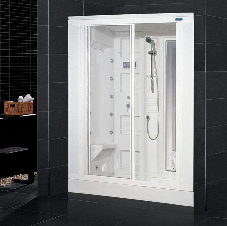 Aston Two Person Steam Shower Retrofit Za205 59x31x85